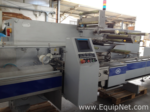 SIGPACK Mod. HBM - HORIZONTAL FLOW WRAPPING MACHINE