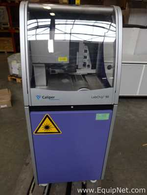 Caliper Life Sciences LabChip AMS 90SE Automated Protein and DNA Analysis System