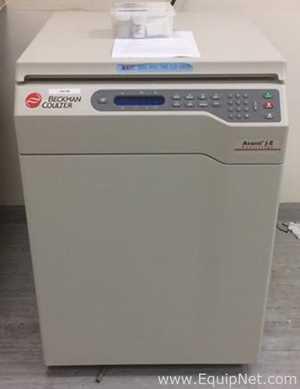 Centrífuga para laboratorio Beckman Coulter AVANTI J-E