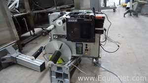 Labeling Systems Inc 2930 Labeler for Collective Case with Label Printer