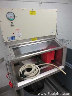 The Baker Company DS400ADS Bedding Disposal Unit