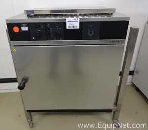 Memmert UE 500 Lab Oven with Stainless Steel Tray