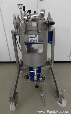 20 Liter BioEngineering D1306 Stainless Steel Tank