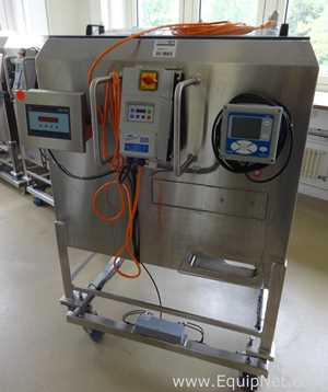Xcellerex XDMQ500T Stainless Steel Mixing System