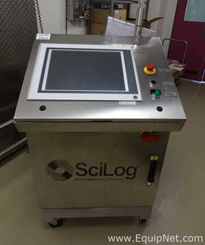 SciLog SciPure 200 Automated Single Use Tangentinal Flow Ultrafiltration System