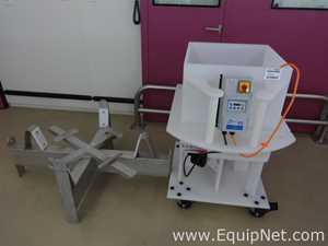 Xcellerex XDM Q 100 Mixing System With Stainless Steel Stand Frames