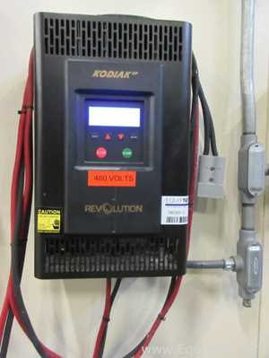 Kodiak Revolution RV-6.5-150-36 36 Volt Battery Charger