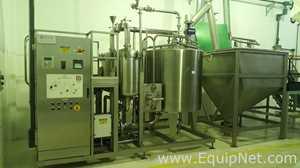Dissolutionssystem Impianti Di Processo Per Fluidi Alimentari