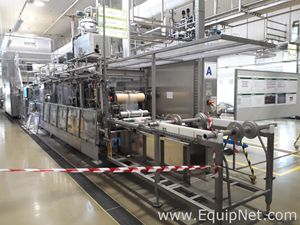 Hassia Poliflex 24|28 FFS Filler Cup Thermoforming and Filling Line