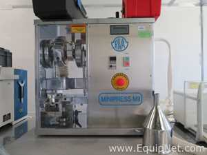 Riva Minipress MII Tablet Press