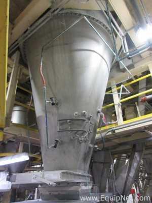 Stainless Steel Metering Surge Tank