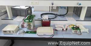 Lot of Miscellaneous Bio Rad Electrophoresis Equipment