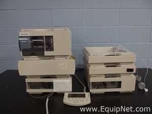 Agilent Technologies 1100 Series HPLC System with G1321A Fluorescence Detector