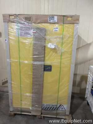 Unused JustRite 45 Gallon Flammable Storage Cabinet