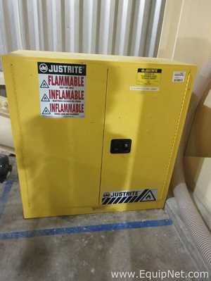 JustRite 30 Gallon Flammable Storage Cabinet