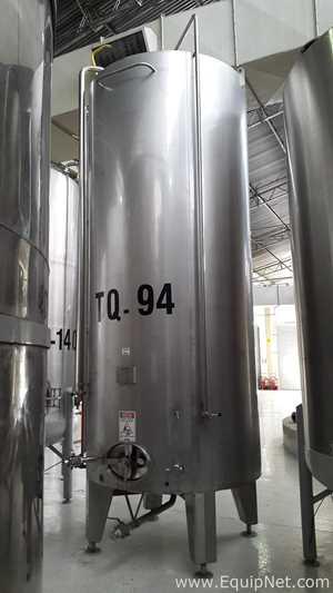 Ziemann Liess 10000 Liters Stainless Steel Tank