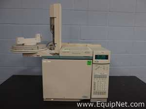 Agilent 6890A GC with FID and TCD Detectors