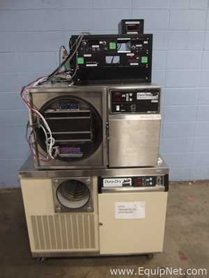 FTS Systems Dura-Dry Freeze Dryer with Dura-Stop Stoppering Tray Dryer