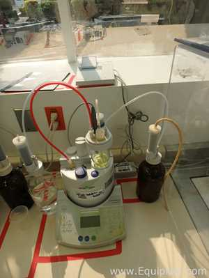 Mettler Toledo DL 38 Titrator with Mettler Toledo RS-P42 Printer
