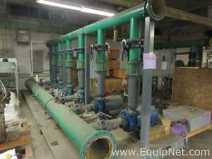 Paco Pumps Inc. 10309551A0001190 Centrifugal Pump Skid