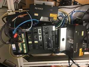 Sensor Keyence LJ-V7300