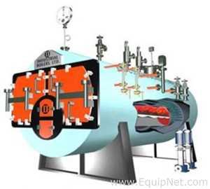 Aquecedor a Gás, Óleo, Carvão, Eletricidade IBL(INDUSTRIAL BOILERS LTD.) STEAM BOILER UP5056