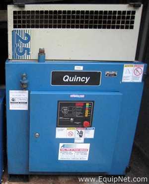 空気圧縮機 Quincy QMB25