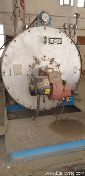 Calentador por Gas, Petróleo, Carbón, Electricidad Steambloc ST.200/12
