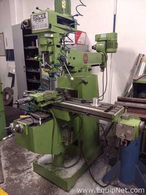 Holke F-10-V Knee Mill
