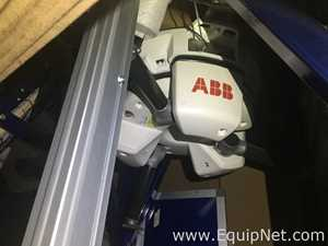 GIMA Cap Supplier System with 4 ABB Delta Robots