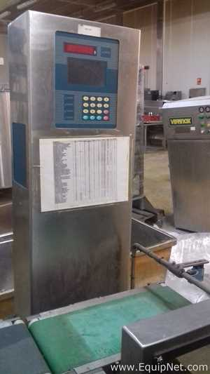 Varpe CP90 Check Weigher Max 3000g 82 packs per min 2003