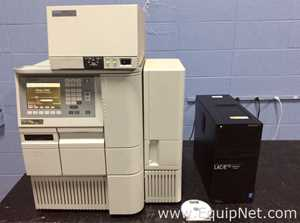 Waters e2695 HPLC With 2996 Photodiode Array Detector and LAC/E32 Acquisition Server