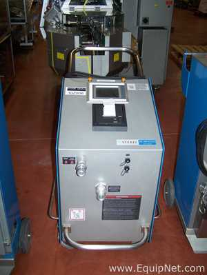 Steris decontamination machine