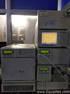 HPLC Schimadzu  SCL-10AVP