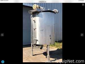 Lee Industries, Inc. 500 gallion Tank - Pressure Vessel