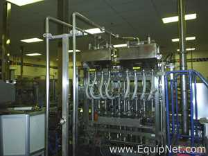 Complete Cosmetic Filling and Packaging Line for Tottles and Finger Pump Bottles