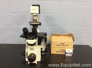 Olympus XI70-S1F2 Inverted Tissue Culture Microscope