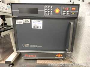 CEM Corporation Phoenix Standard Unit 905401 Laboratory Microwave Furnace