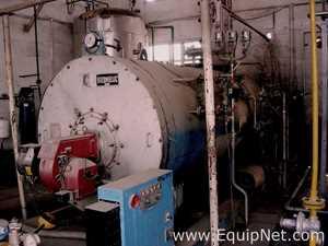 Calentador por Gas, Petróleo, Carbón, Electricidad Steam Bloc 1T