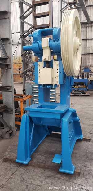 Cervantes Universal Mechanic Power Press Machine