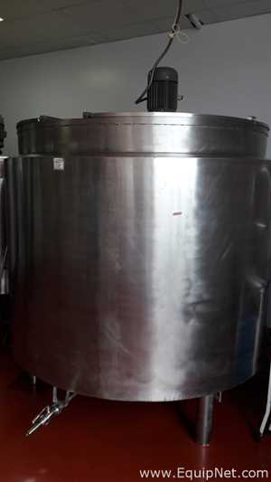Recipiente Mezclador Acero inoxidable Mixing Vessels - Custom N/A