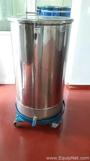 Recipiente Mezclador Acero inoxidable Mixing Vessels - Custom N/A