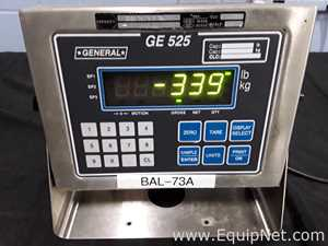 SPX GSE GE525 Floor Scale With Mixer
