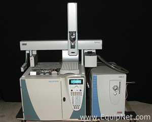 Thermo Electron K23700000000080 Gas Chromatograph (GC) and Mass Spectrometer DSQ II