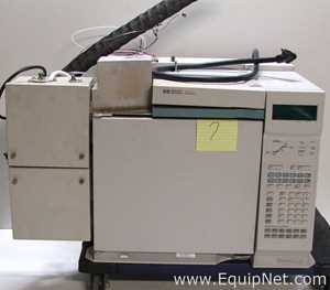 HP Agilent  6890 Gas Chromatograph 1530A (GC)