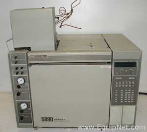 HP 5890 Series 2 Gas Chromatograph (GC)