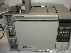Hewlitt Packard 5890 Series 2 Gas Chromatograph (GC)