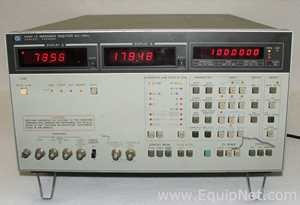 Hewlett Packard 4192A Analyzer