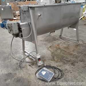 Mezclador Acero inoxidable A and M Process Equipment LTD. RB200J
