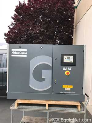 Atlas Copco GA 15 Air Compressor